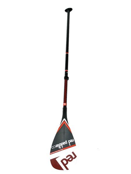 Red Paddle Carbon Elite LeverLock 3tlg SUP Paddel