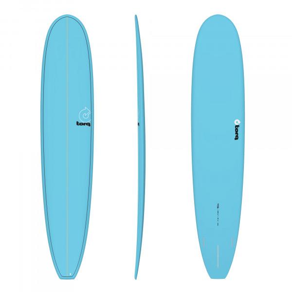 Surfboard TORQ Epoxy TET 9.6 Longboard blue