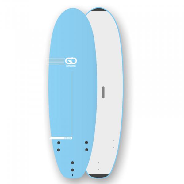 GO Softboard School Surfboard 8.0 XTR wide body