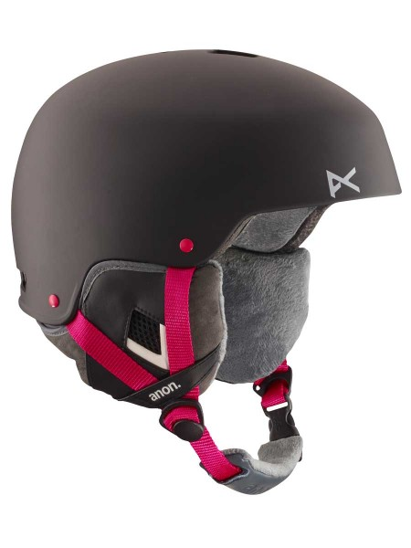 Anon Lynx Snow Helmet Women black