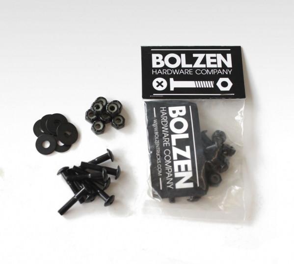 "BOLZEN Nuts & Bolts 1.5"" Panhad Kreuz Schraubenset"