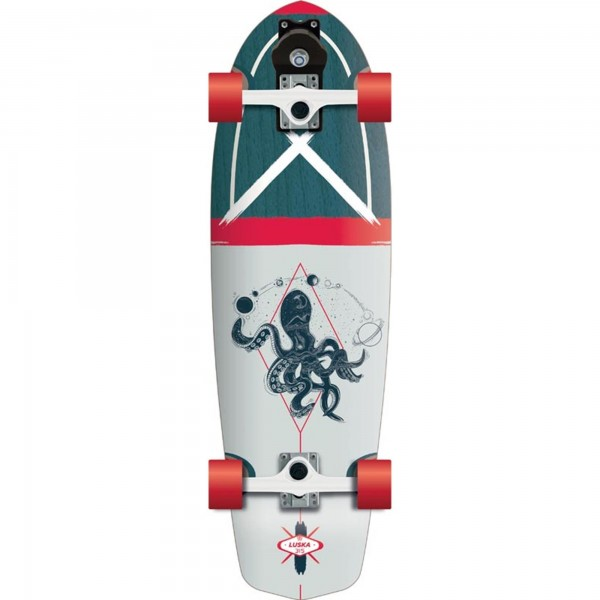 FLYING WHEELS Surf Skateboard Luska 31,5