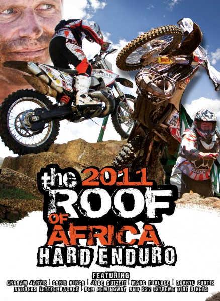 Roof of Africa 2011 NTSC DVD