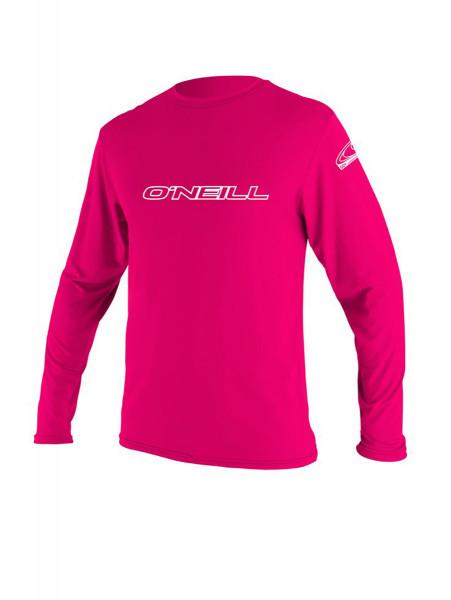 O'Neill Youth Basic Skins Langarm UV-Shirt
