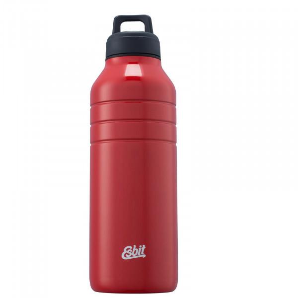 ESBIT Trinkflasche Edelstahl Majoris 1000ml Rot