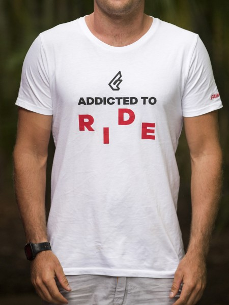 Fanatic Addicted to Ride T-Shirt