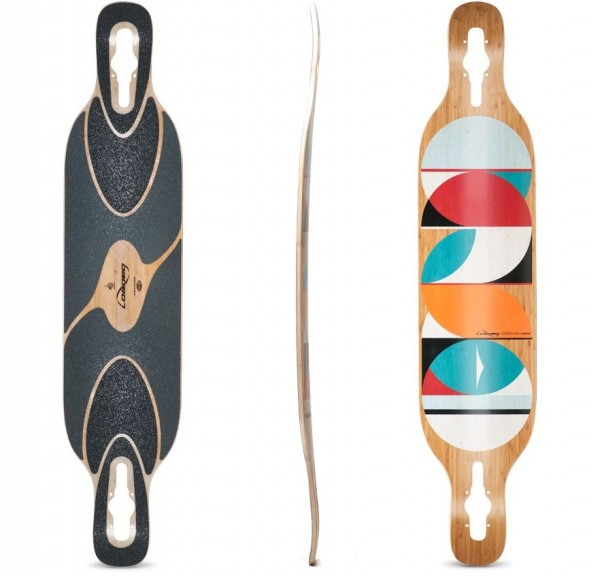 Loaded Dervish Sama Longboard Deck