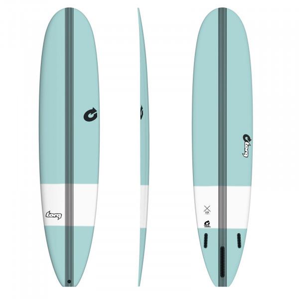 Surfboard TORQ Epoxy TEC The Don XL 9.6 Grün