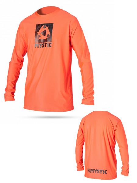 Mystic Star Quick Dry Shirt L/S coral