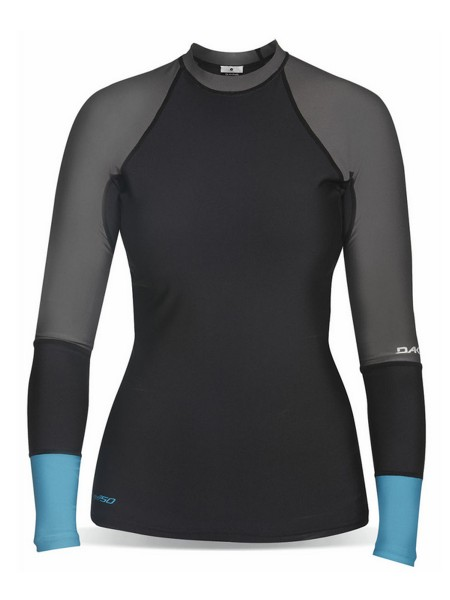 Dakine Flow L/S Snug Fit Rashvest Women