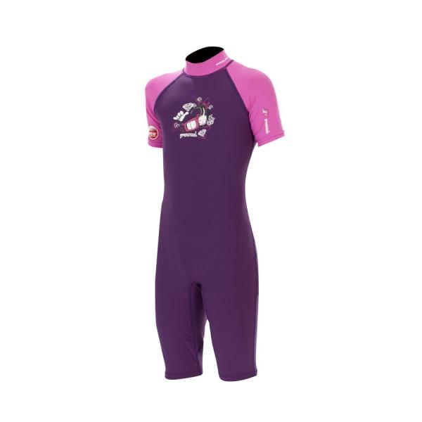 Prolimit Grommet Swimsuit SA Girls