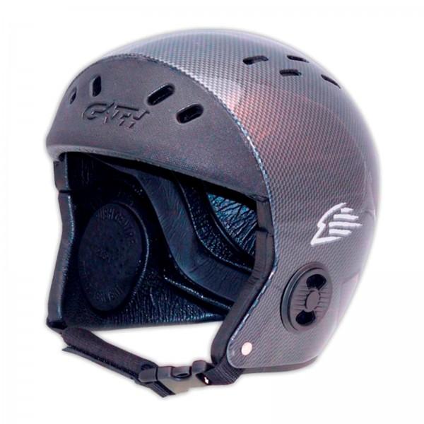 GATH Wassersport Helm Standard Hat EVA XL Carbon