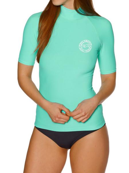 Billabong Logo Color SS Women Shirt