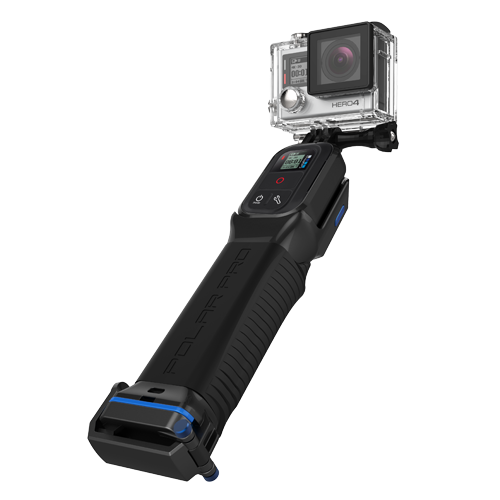 PolarPro ProGrip 4in1 Floating GoPro Grip