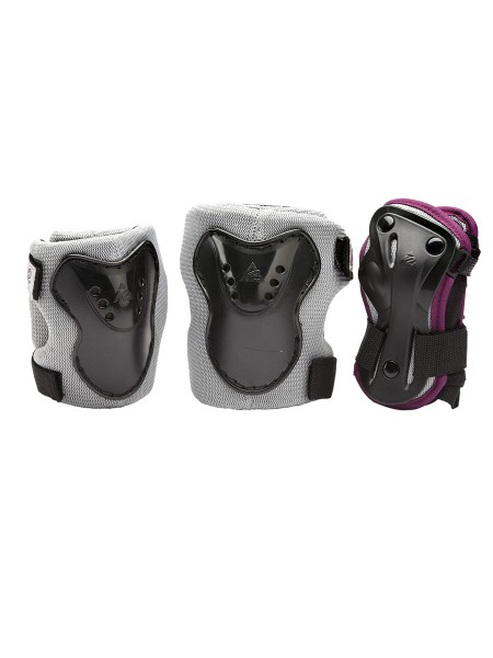 K2 Charm Pro Jr. Pad Set Girls