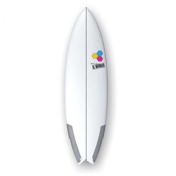 """Channel Islands 5'6"""" Weirdo Ripper Surfboard"""