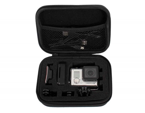 KINGTIDE Case for GoPro & Actioncam Size S