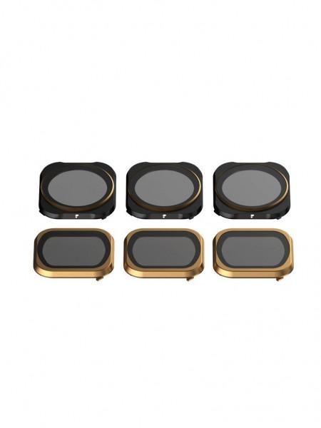 PolarPro Mavic 2 Pro Cinema Series - 6er Pack-Filter