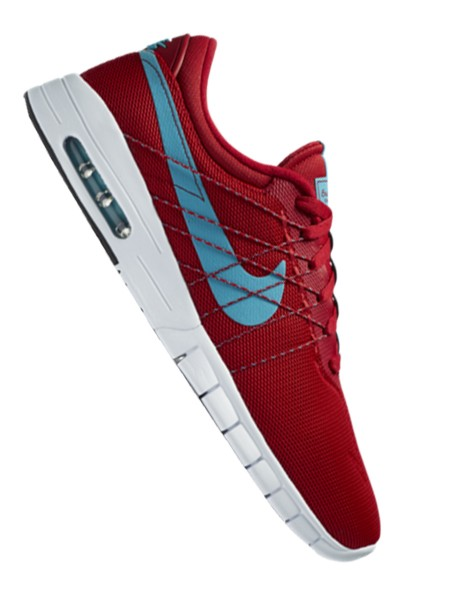 Nike SB Koston Max Sneaker university red/omega blue