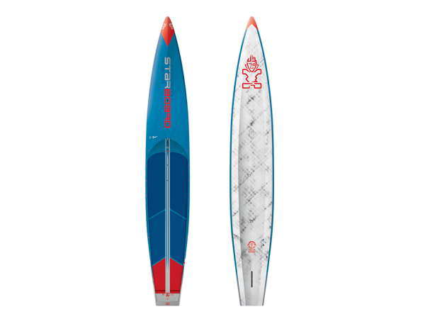 "Starboard 12'6"" X 23"" All Star Carbon Sandwich SUP"