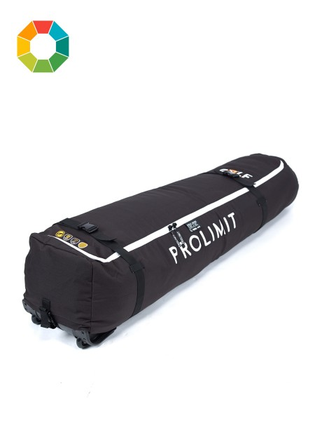 Prolimit Golf Aero removable Wheels Kitesurf Boardbag