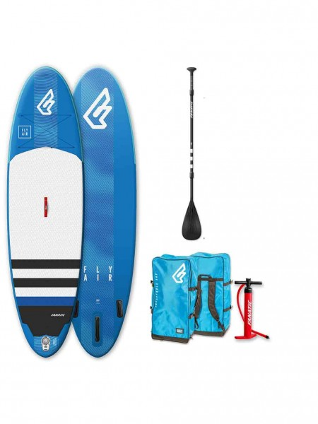 "Fanatic Fly Air 9'8"" iSUP Set 2019"