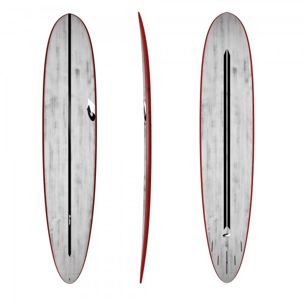 Surfboard TORQ ACT Prepreg The Don HP 9.1 RedRail
