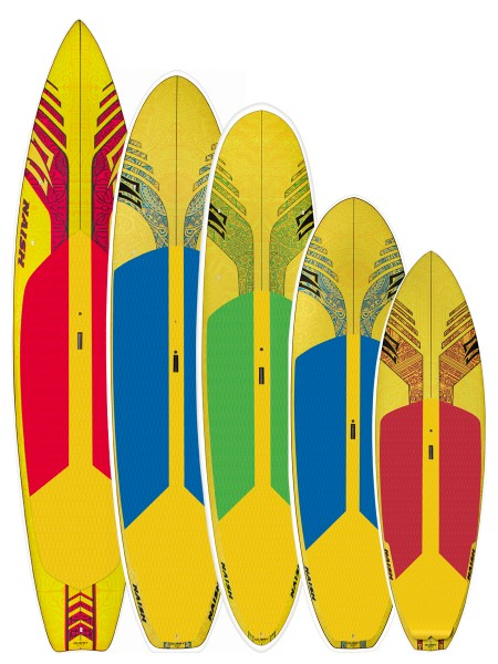 """Naish 9'6"""" Quest S Series SUP Board"""