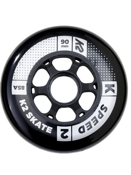 K2 90 mm Speed Wheel 4er Pack