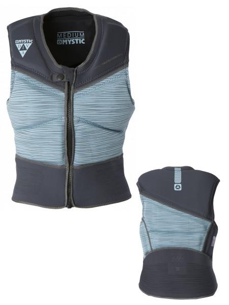 Mystic Diva D3O Kite Vest Women mint