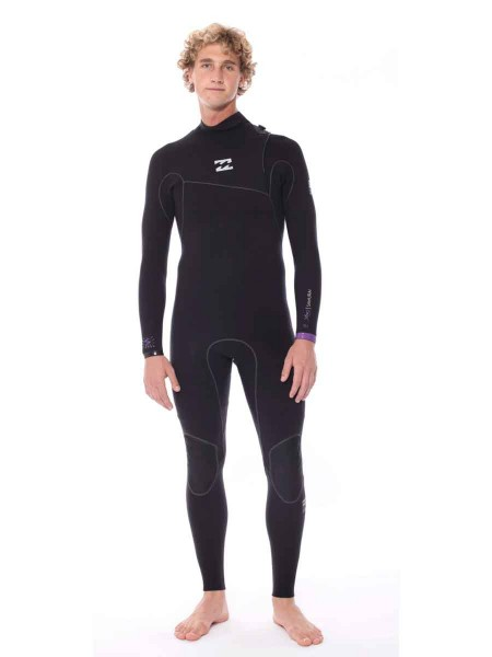 Billabong Furnace Carbon 4x3 Wetsuit with Boa System
