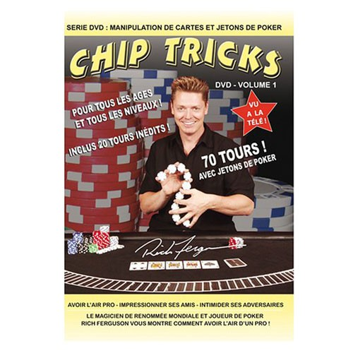 Poker 70 Chip Tricks mit Rich Ferguson - Vol.1 Französische Version