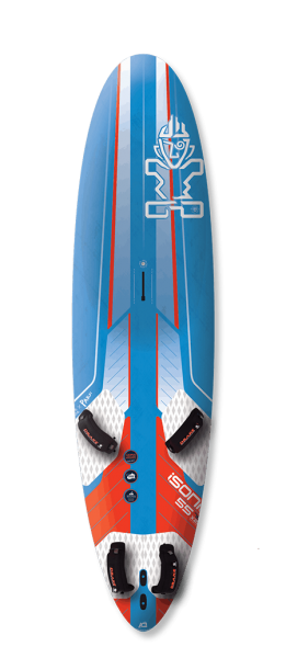 Starboard Isonic Speed Slalom Carbon Reflex Sandwich Windsurfboard
