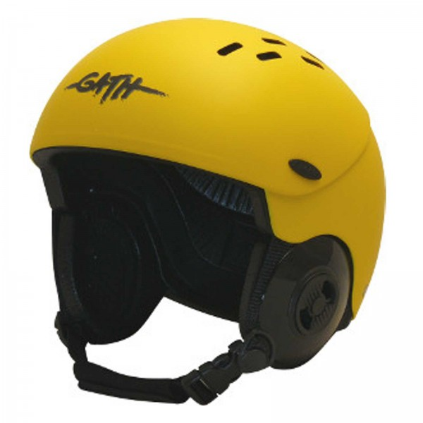 GATH Wassersport Helm GEDI Gr M Gelb matt