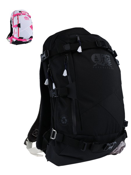 Picture Repost Backpack
