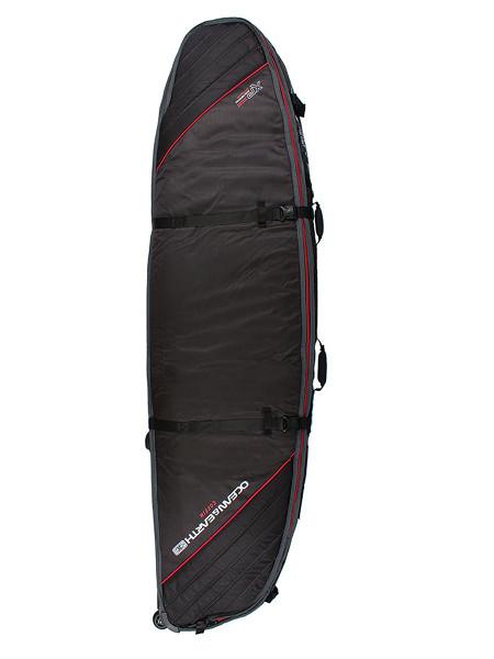 """Ocean&Earth 7'0"""" Triple Wheel Shortboard Boardbag"""