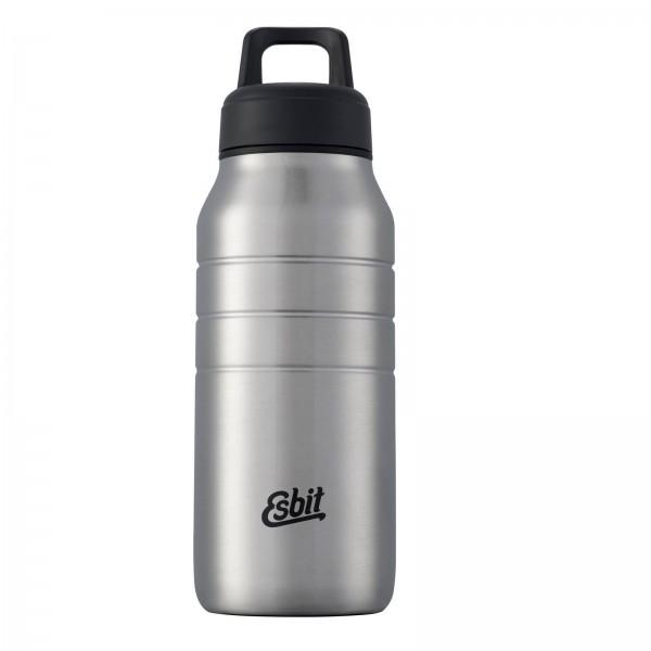 ESBIT Trinkflasche Edelstahl Majoris 480ml stahl