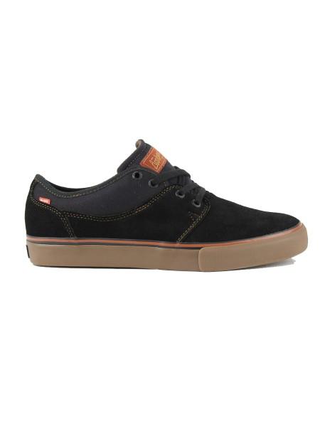 Globe Mahalo black/tobacco Sneaker