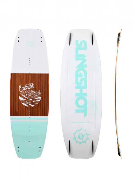 Slingshot Contrast Women Wakeboard 2019