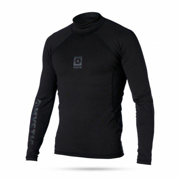 Mystic Bipoly L/S Thermo Vest black