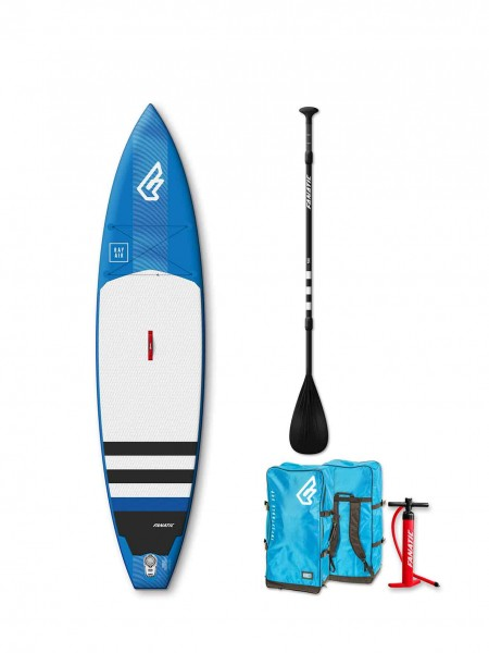 "Fanatic Ray Air 12'6"" iSUP Set 2019"