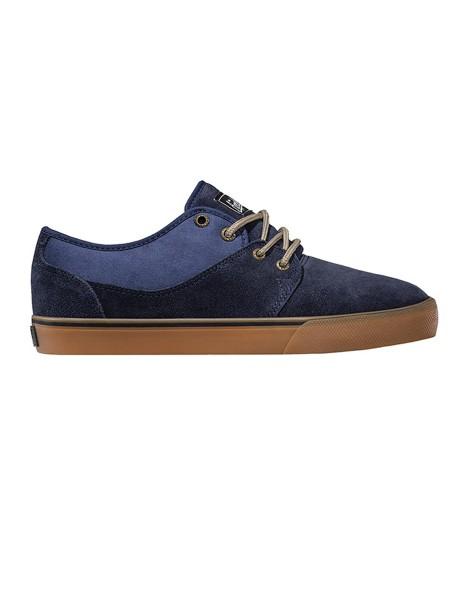 Globe Mahalo navy/tartan/gum Sneaker