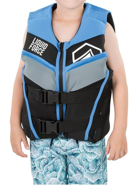Liquid Force Fury Schwimmweste Kinder
