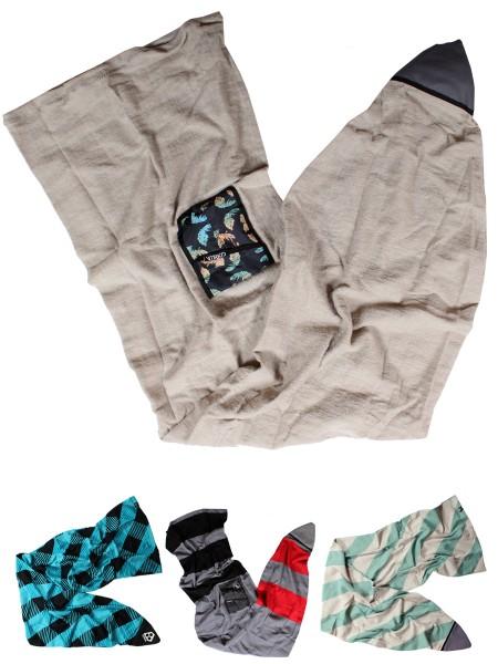 Gorilla Stretch Short Board Socke (verschied. Farben)