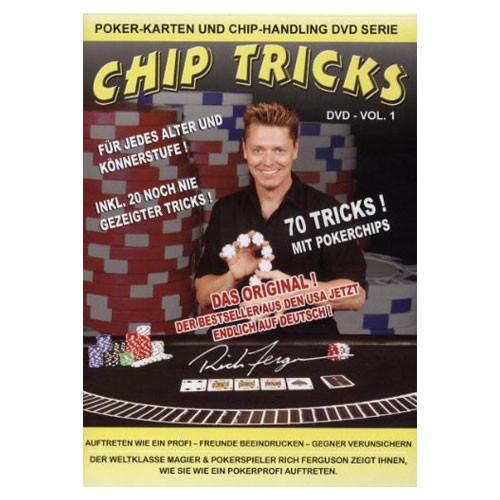 Poker 70 Chip Tricks mit Rich Ferguson - Vol.1 Deutsche Version