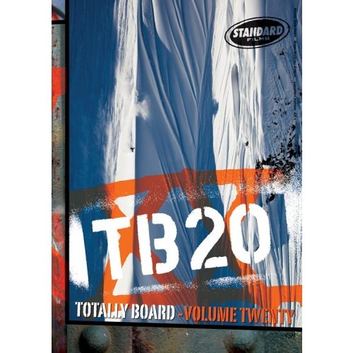 TOTALLY BOARD Vol. 20 Blu-ray by Standart Films