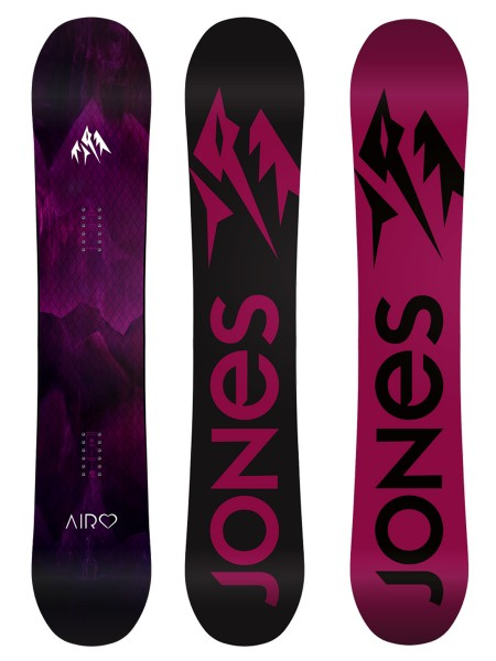 Jones Airheart Women Snowboard 2018