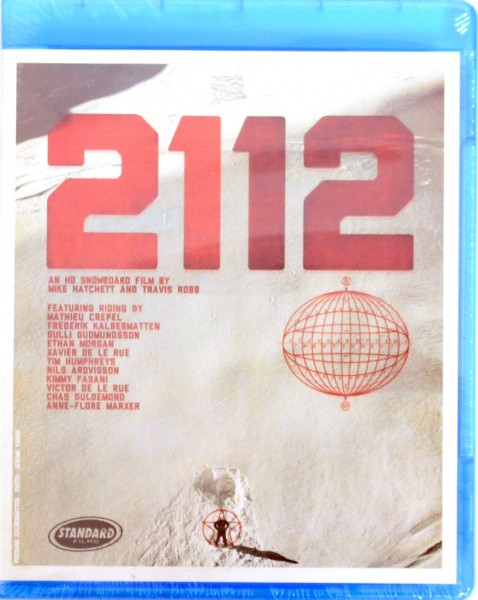 2112 Blu-ray by Standart Films