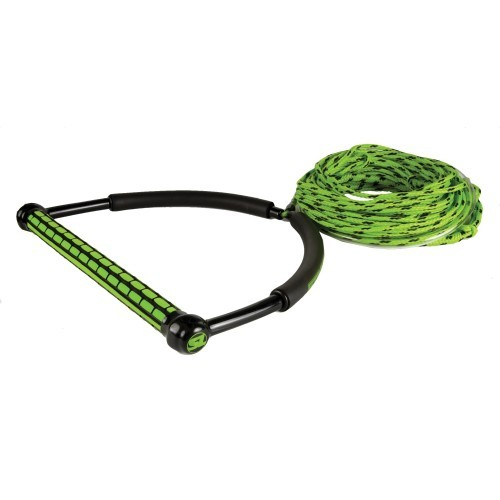 Straightline TR9 Handle / Static Line green