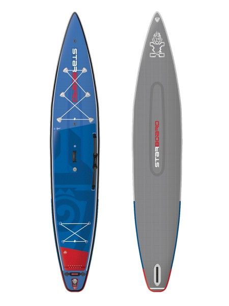 """Starboard Touring 14'0"""" Deluxe DC iSUP 2019"""